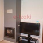 Eνεργειακό τζάκι-κασέτα ίσια και επένδυση με γυψοσανίδα ΤΕ200-1 e-tzaki.gr